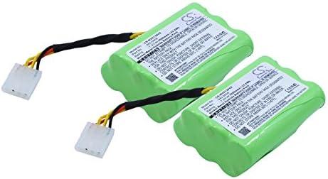 CS Batterie Ni-MH pour Neato XV-12 XV-15 XV-11 XV-14 XV-21 All Floor signature 25 Vorwerk VX100