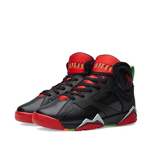 Nike Jordan 7 Retro BG basketball shoe different colors, EU Shoe Size:EUR 40, Color black by Jordan