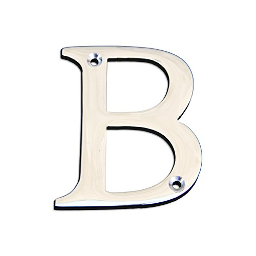 Contemporary House Letter (RCH Hardware Solid Brass 3