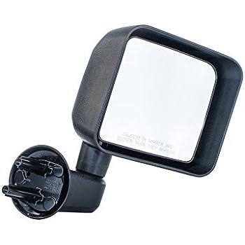 Prime Choice Auto Parts KAPCH1321319 Power Heated Passenger Side View Door Mirror