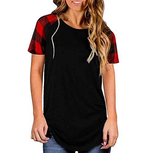 KYLEON Vogue Shoulder Off Wide Hem Design Top Shirt ()