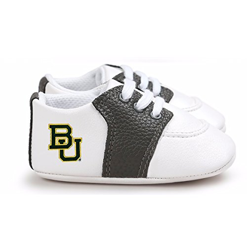 Future Tailgater Baylor Bears Pre-Walker Baby Shoes - Black
