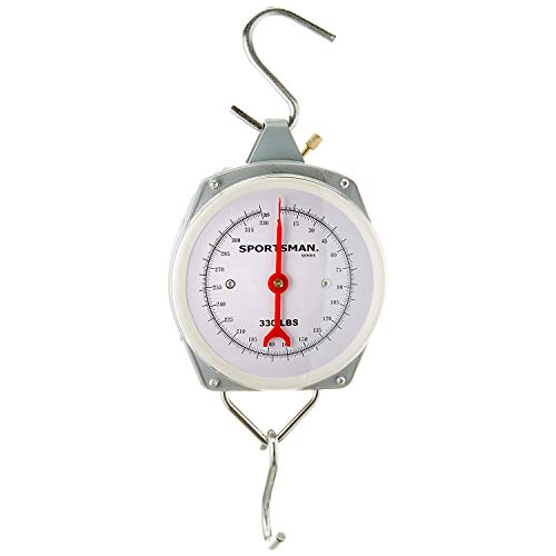 Sportsman Scale (Sportsman MS330 330-Pound Hanging Scale)