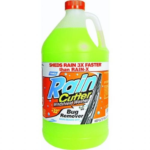 Rain Cutter Windshield Washer Fluid by Camco