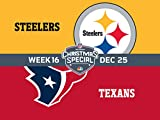 Week 16: Pittsburgh Steelers vs. Houston Texans