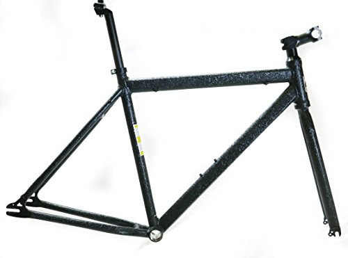 EVO Slay Sm 52cm Single Speed Fixie Fixed Gear 700c Road Track Bike Frame NEW by EVO