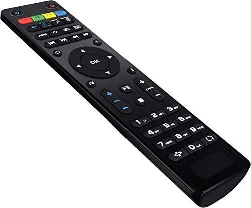 Mag 410 Ersatz-Fernbedienung f/ür IPTV Set Top Box Streamer Multimedia Player Internet TV IP Receiver Mag 250 Mag 351//352 Mag 256 Mag 254