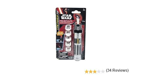 STAR WARS - Proyector Linterna (Toy Partner 40015): Amazon.es ...