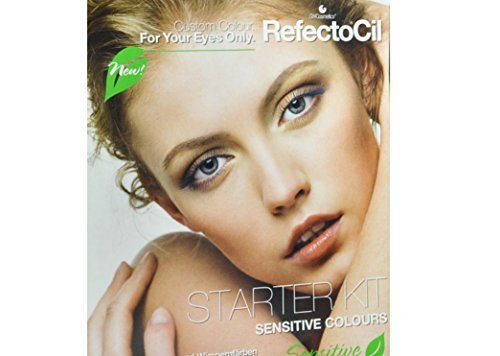 RefectoCil Sensitive Colours Lash & Brow Tinting Starter Kit for Sensitive Skin by Refectocil