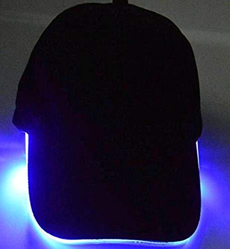 2a359097f Amazon.com : Echeer Luminous Cap, 3 Modes LED Glowing Hat Lighted ...