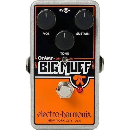 Electro-Harmonix Op-amp Big Muff Pi Fuzz Pedal