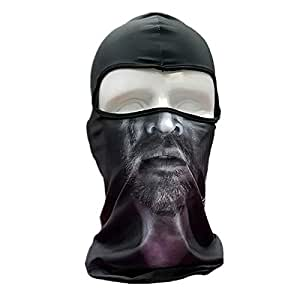 Windproof Ski Mask - Cold Weather Face Mask Motorcycle Neck Warmer - UltiMate Thermal Retention in Outdoors Super Comfortable Hypo-allergenic Moisture Wicking