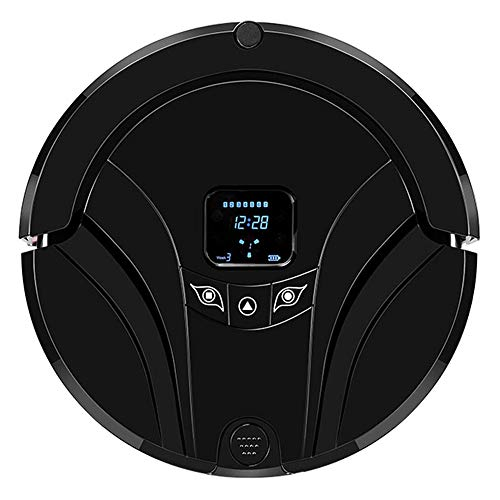 Self-Charging Robot & Vacuum Cleaner with App Control&Water Tank and Mop 4...