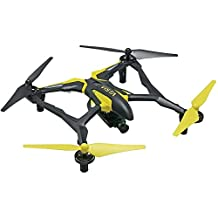 Dromida Vista FPV Ready-to-Fly 251 mm Electric Drone with Tactic DroneView 720p Wi-Fi Mini Camera, Radio, Micro Memory Card, Batteries and Charger (Yellow)