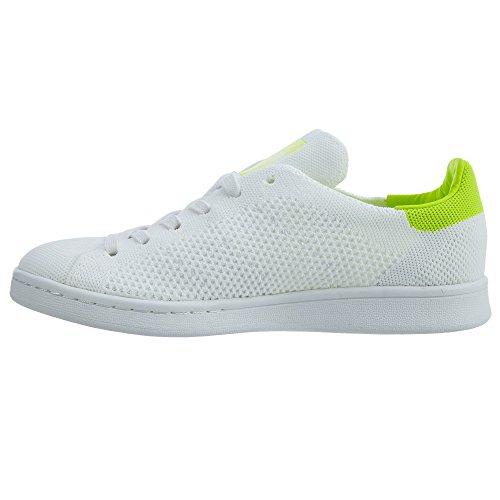 Casual Stan Pk W Adidas jaune Blanc Originaux Smith Chaussures La Blanc ZfqU0nwHg