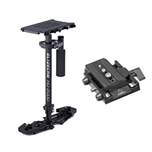 Glidecam HD-2000 Hand-Held Camera Stabilizer w/ Manfrotto Rapid Connect Adapter