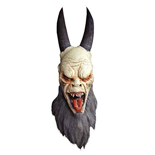 Trick Or Treat Studios Men's Krampus, Multi, One Size