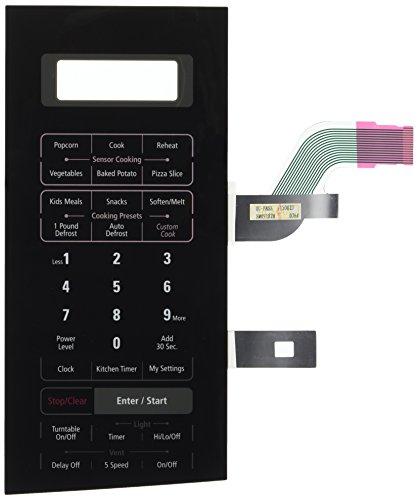 (Samsung Switch Membrane Smh9187B/ Part # De34-00330C)