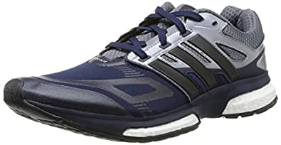 Amazon.com | adidas Response Boost Techfit Running Shoes