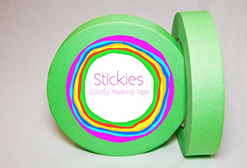 colored paint tape - 5