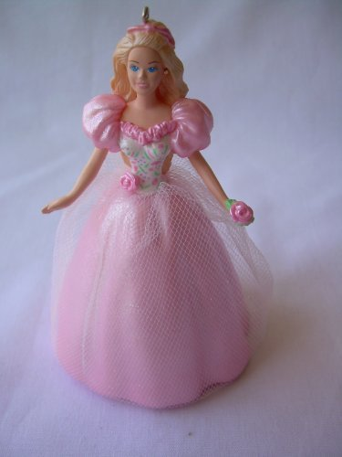 1996 Springtime Barbie Collector Series Hallmark Ornament