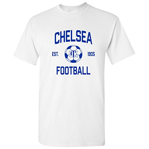 World Classic Soccer Football Arch Cup T Shirt - Small - White ()