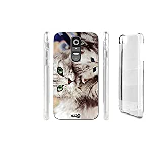 FUNDA CARCASA GATTINI DOLCI EYES PARA LG G2 MINI D620