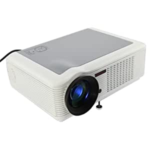 HD Home Theater 1080P LCD PROJECTOR LED HDMI WII PS3 TV With CE FCC ROHS