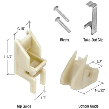 free shipping CRL Window Channel Balance Repair Kit - www