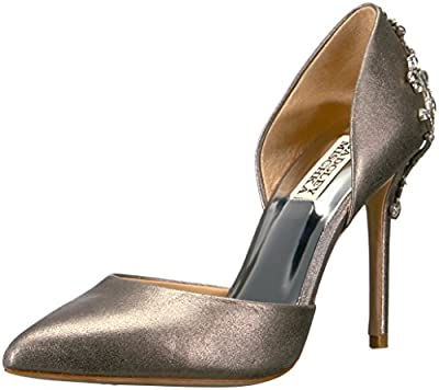 Badgley Mischka Women's Karma II Pump