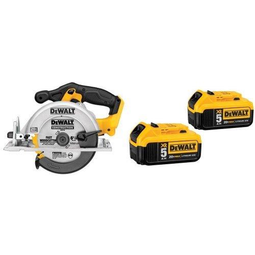 DEWALT-DCS391B-20-Volt-MAX-Li-Ion-Circular-Saw-Tool-Only