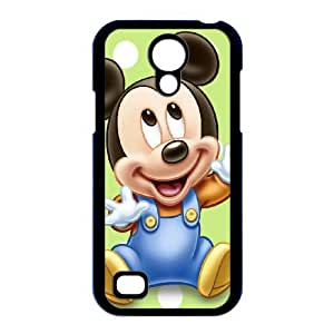 Cartoon Mickey Mouse for Samsung Galaxy S4 Mini i9190 Phone Case Cover 6FF891292