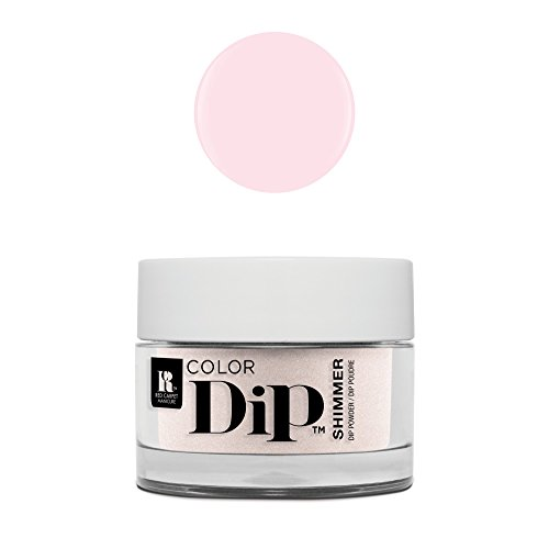 - Red Carpet Manicure Color Dip Nail Dip Powder, Female Phenom Sheer Pink 0.3 oz