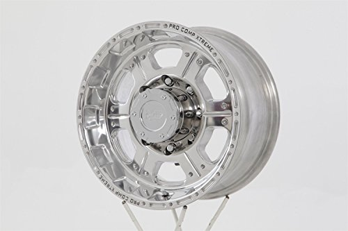 Pro Comp Alloys Series 89 Wheel with Polished Finish (17×8″/8×165.1mm)
