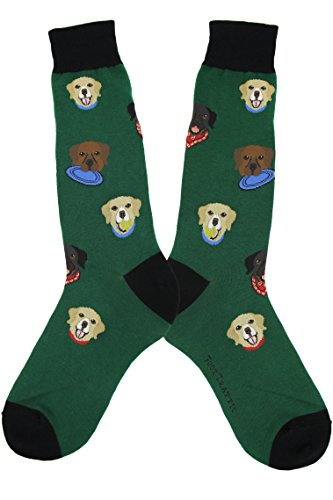 Foot Traffic - Dog Men's Socks, ()