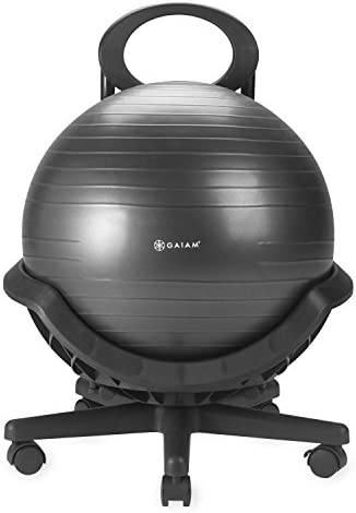 Gaiam Ultimate Balance Ball Chair product image