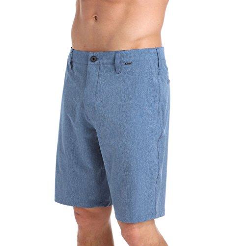 Hurley Men's Phantom Boardwalk Short Court Blue Shorts by Hurley