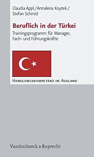 Beruflich in der Türkei (Handlungskompetenz im Ausland)