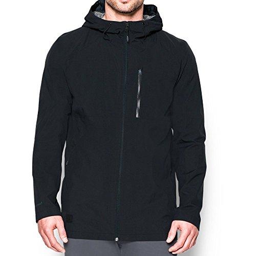 Under Armour Men's Workwear Jacket, Black/Stealth Gray, M...
