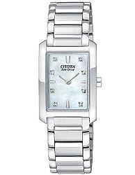 Citizen Women's EX1070-50D Eco-Drive Palidoro Watch