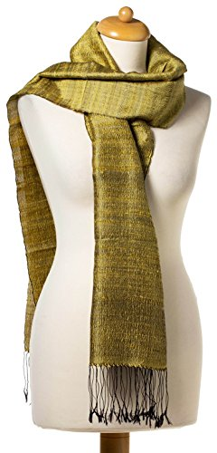 Foulard en soie naturelle - 100% soie