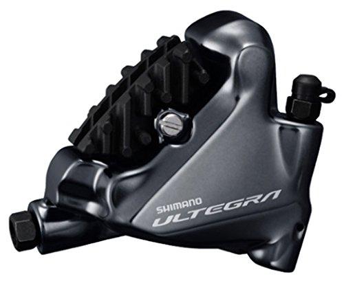 [해외] 시마노 BR-R8070 리어용 레진 패드(L02A)fin부 플랫 마운트 하이드로릭 부속/고정 볼트X2개(마운트후25mm용) IBRR8070R1RF
