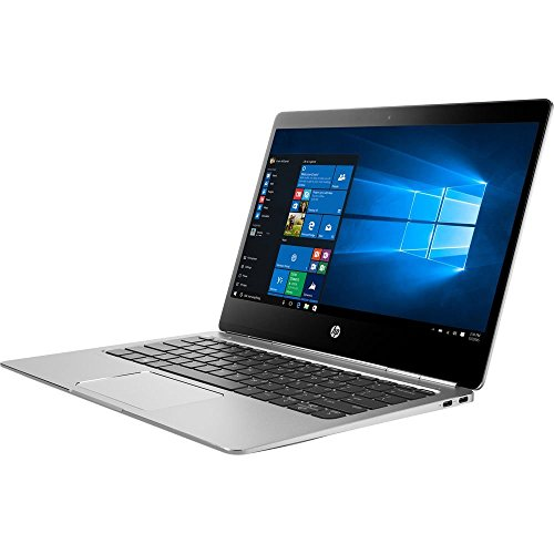 "HP EliteBook Folio G1 Business Laptop - 12.5"" Touchscreen Full HD (1920x1080), Intel Core M5-6Y54, 512GB SSD, 8GB RAM, Backlit Keyboard, Webcam, Ultra Light 2.36lb, Windows 10 Professional - Silver"