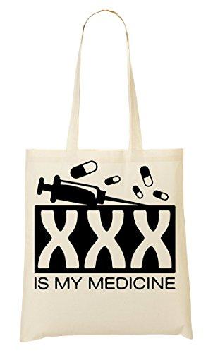 Mano Xxx My De Medicine Is Bolsa Compra De CP Bolso La AZqYZg