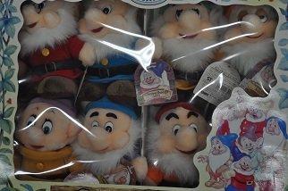 DISNEY ディズニーキャラクタープリムール THE Seven Dwarfs 七人の小人 B007I19RJO