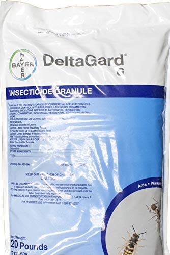 DPD DeltaGard G Granules - 20 lbs by Bayer