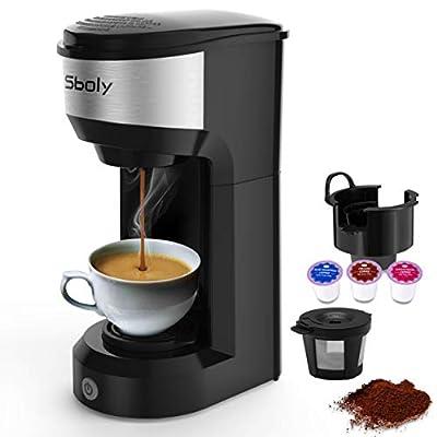 Single Serve K Cup Coffee Maker Brewer