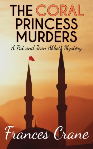 book cover of The Coral Princess Murders