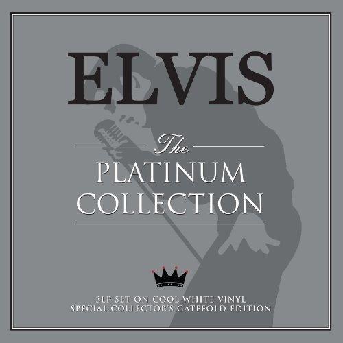 Platinum Collection - Elvis Presley (3lp gate fold 180 gram) -