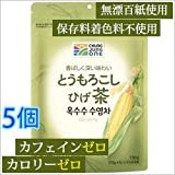 [Korea Food / Korea tea / cleaning Gardens / Chung John won the organic farming corn beard tea tee back 150g X5 pieces